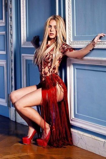 Shakira Nude Pics & LEAKED Blowjob Porn Video 57