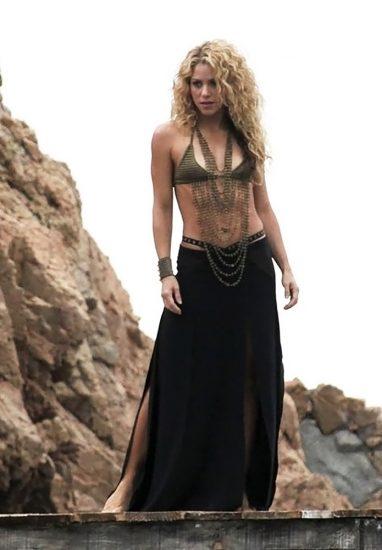 Shakira Nude Pics & LEAKED Blowjob Porn Video 58
