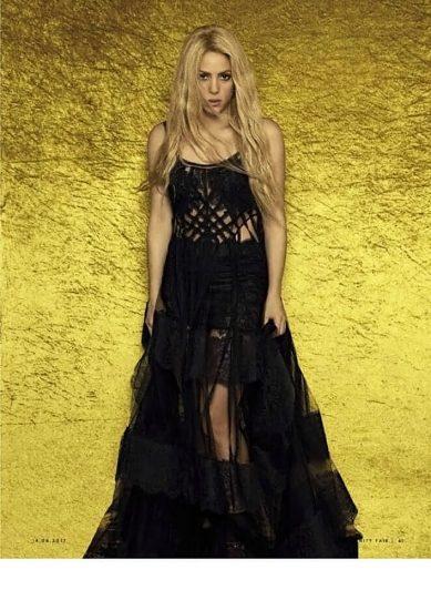 Shakira Nude Pics & LEAKED Blowjob Porn Video 29