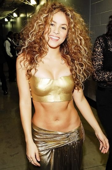 Shakira Nude Pics & LEAKED Blowjob Porn Video 72