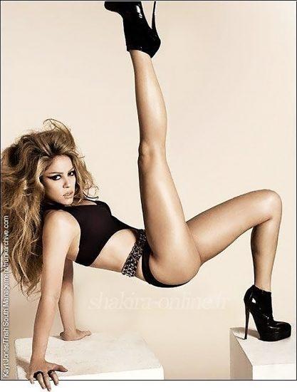 Shakira Nude Pics & LEAKED Blowjob Porn Video 78