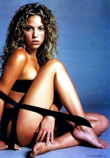 Shakira Nude Pics & LEAKED Blowjob Porn Video 97