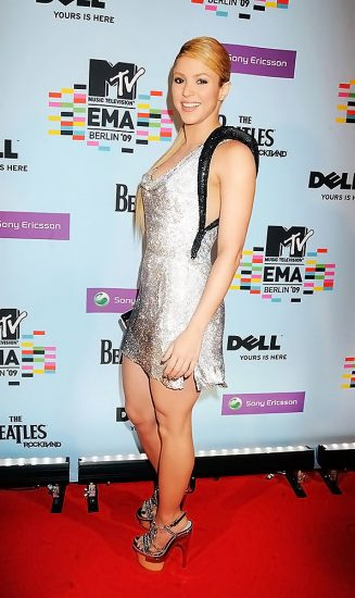 Shakira Nude Pics & LEAKED Blowjob Porn Video 100