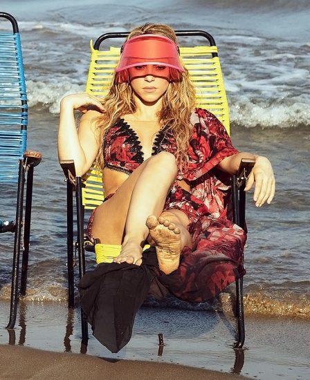 Shakira Nude Pics & LEAKED Blowjob Porn Video 114
