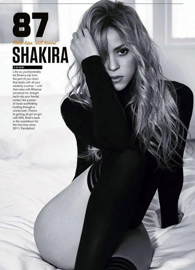 Shakira Nude Pics & LEAKED Blowjob Porn Video 120