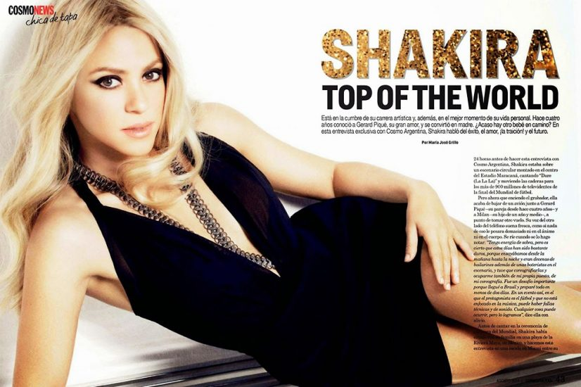 Shakira Nude Pics & LEAKED Blowjob Porn Video 193