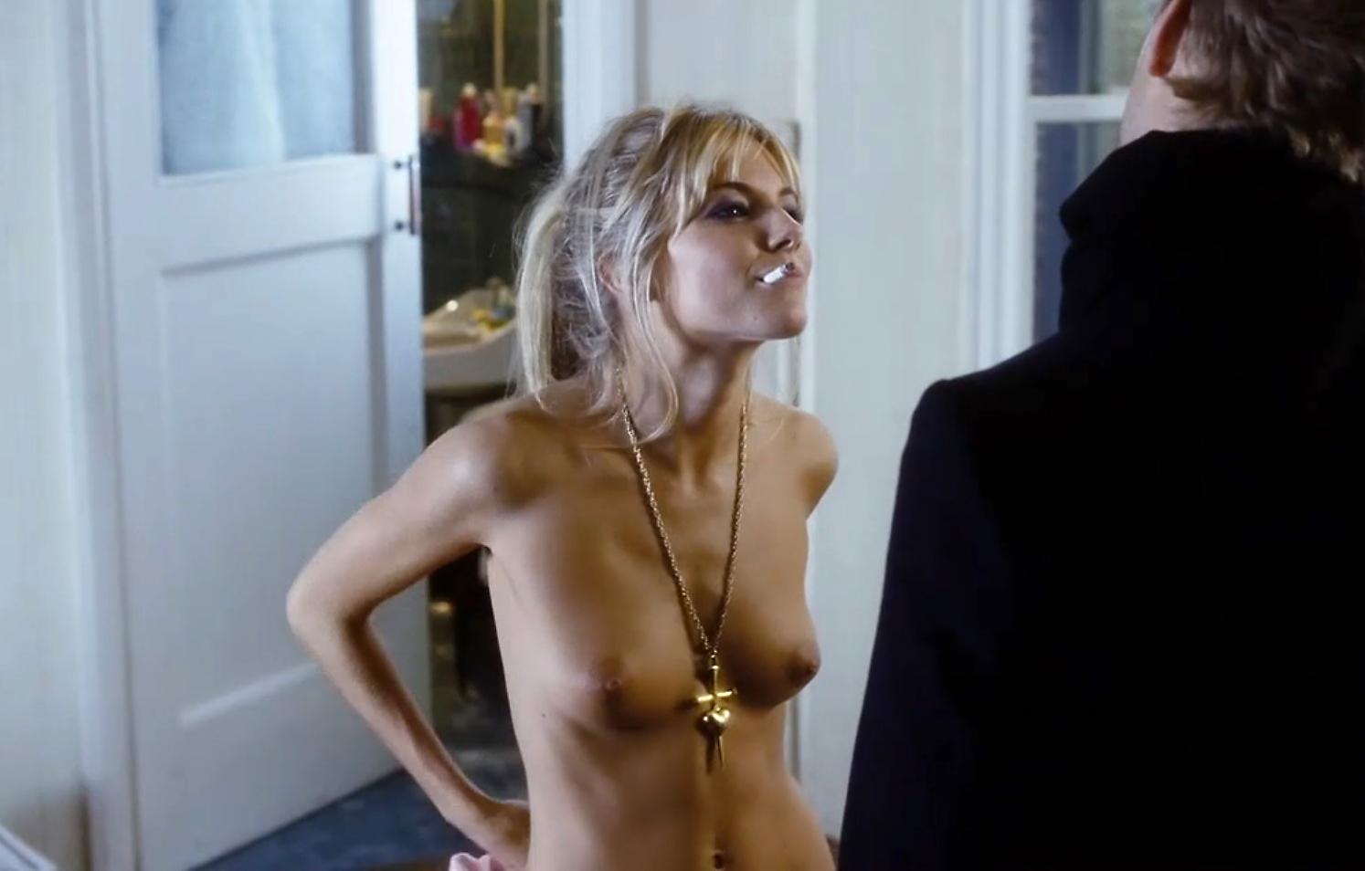 Sienna miller topless in alfie movie nudes (11 photo), Instagram Celebrity images