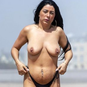 Simone Reed  nackt