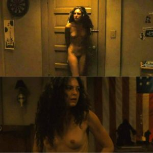 Alexa Davalos Naked Tits and Bush in 'Feast of Love'