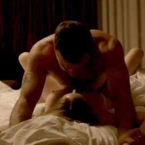Vinessa Shaw Rides A Guy In Ray Donovan Series