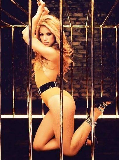 Shakira Nude Pics & LEAKED Blowjob Porn Video 86