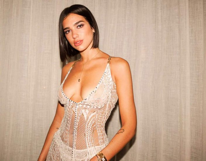 Dua Lipa Nude Pics & Pussy in Naked LEAKED Porn 64