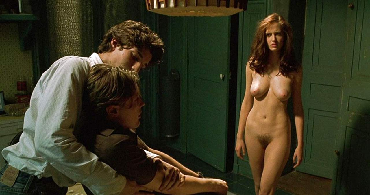 from Brayan nude pussy images of eva green