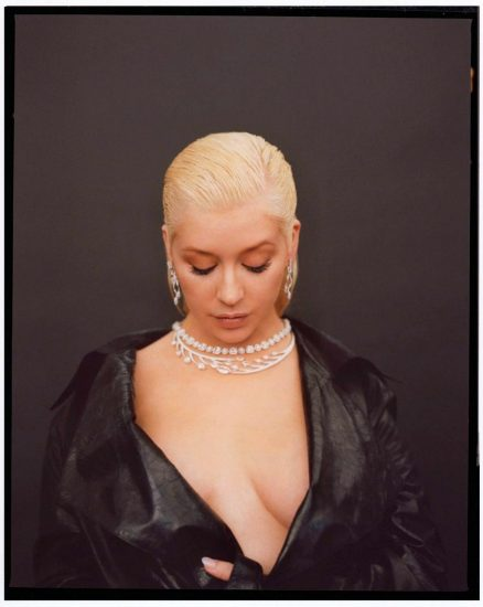 Christina Aguilera Nude LEAKED Pics & Topless Videos 36
