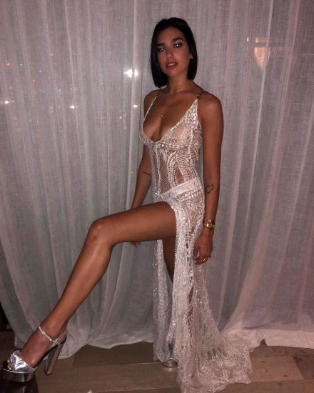 Dua Lipa Nude Pics & Pussy in Naked LEAKED Porn 66
