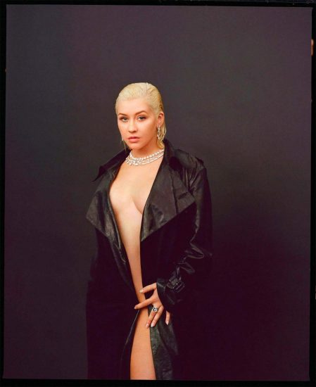 Christina Aguilera Nude LEAKED Pics & Topless Videos 52