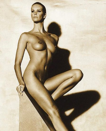 Elle Macpherson Nude and Lesbian Sex Scenes 10