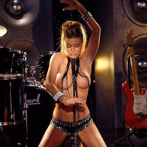 Carmen Electra Nude Pics, Porn and Sex Scenes [2021] 20