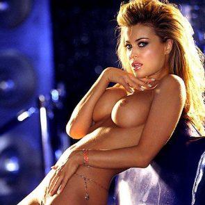 Carmen Electra nude boobs