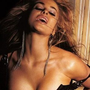 Rather Pics of carmen electra nude not clear
