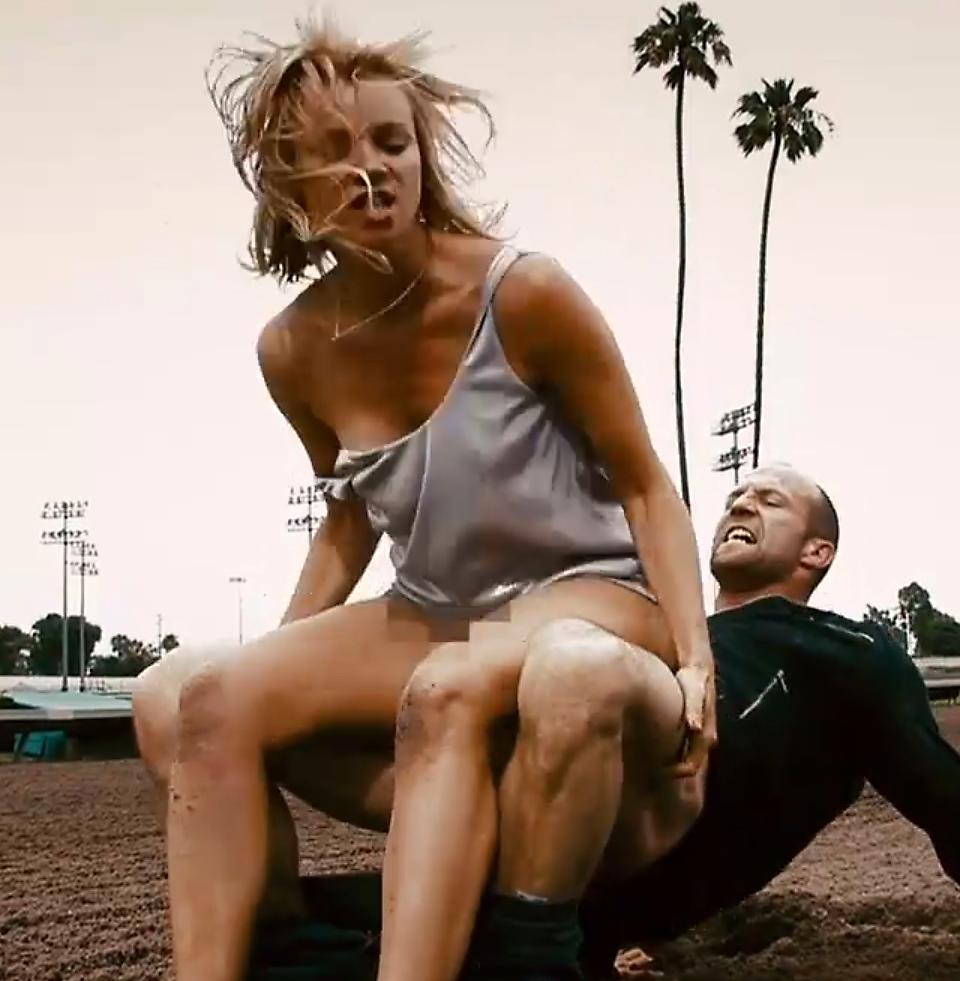Amy Smart Naked amy smart intensive explicit sex from crank high voltage