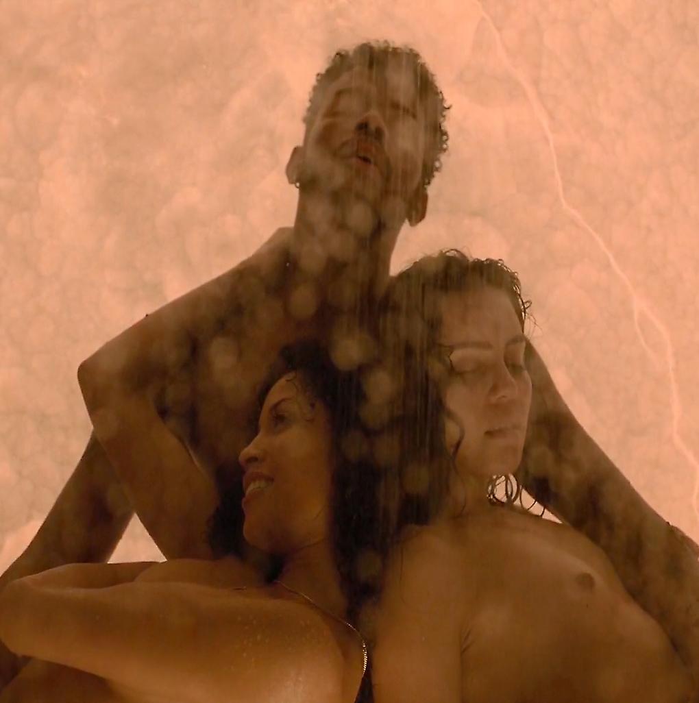 Andrea Naakt andrea londo nude threesome sex in super fly - free