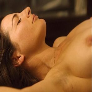 Ayelet Zurer Nude Sex Scene In Fugitive Pieces Movie
