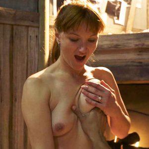 Danae Swinburne Nude Sex Scene from 'Tarnation'