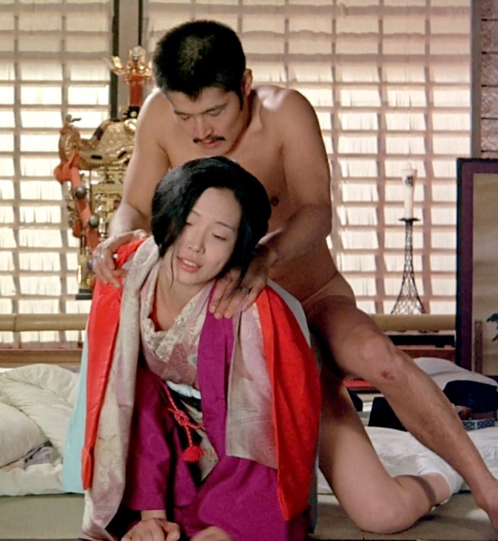 Eiko Matsuda  nackt