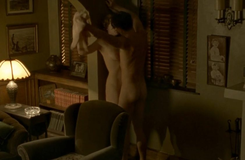 Kate Winslet Nude Scene In Mildred Pierce Series