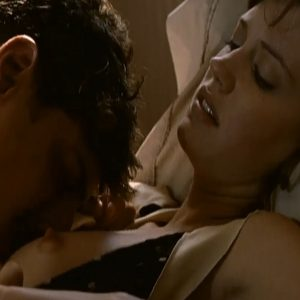 Lauren Lee Smith Hot Sex Scene In Lie With Me Movie