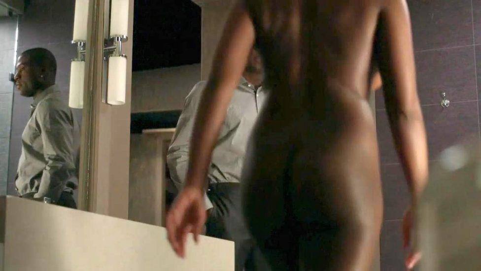 Naturi Naughton nude ass