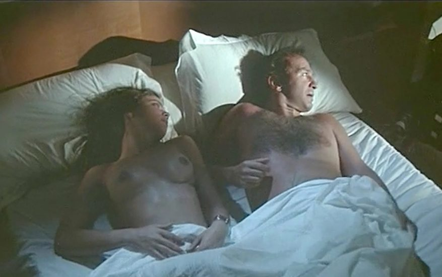 Ornella Muti Nude Sex Scene In The Girl From Trieste Movie