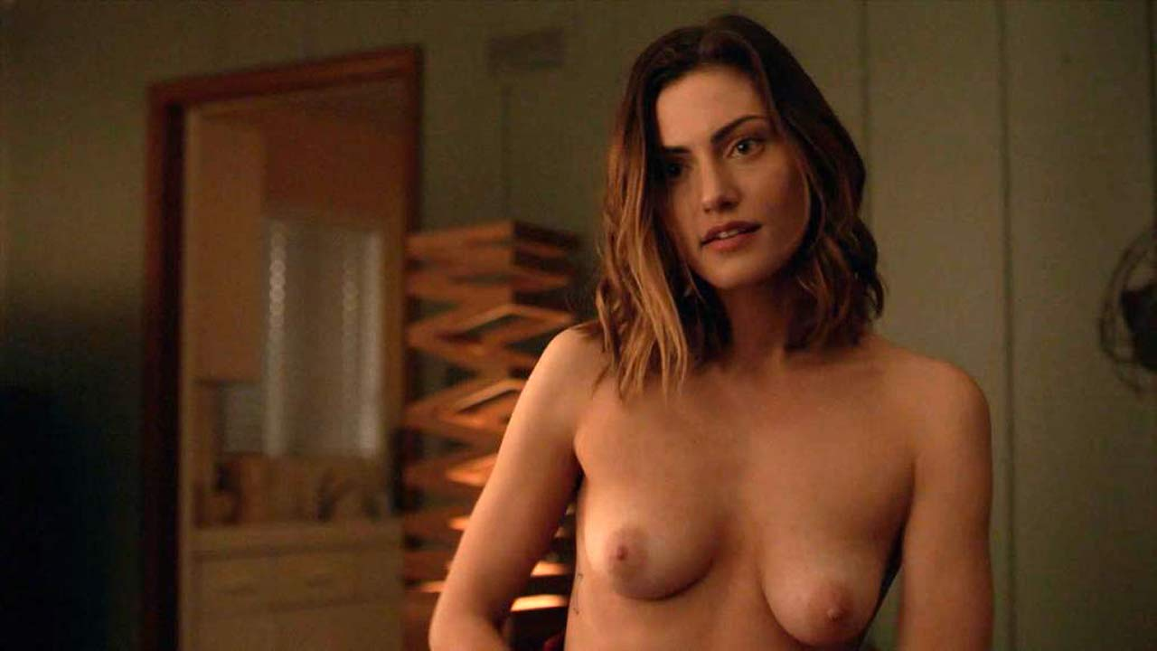 Phoebe tonkin nude tits scene from the affair