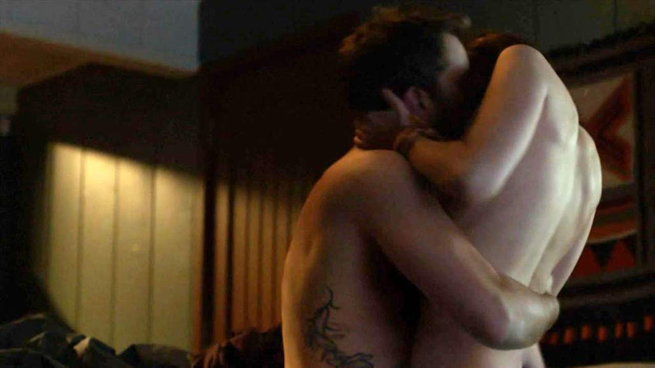 pics Phoebe tonkin nude tits scene from the affair