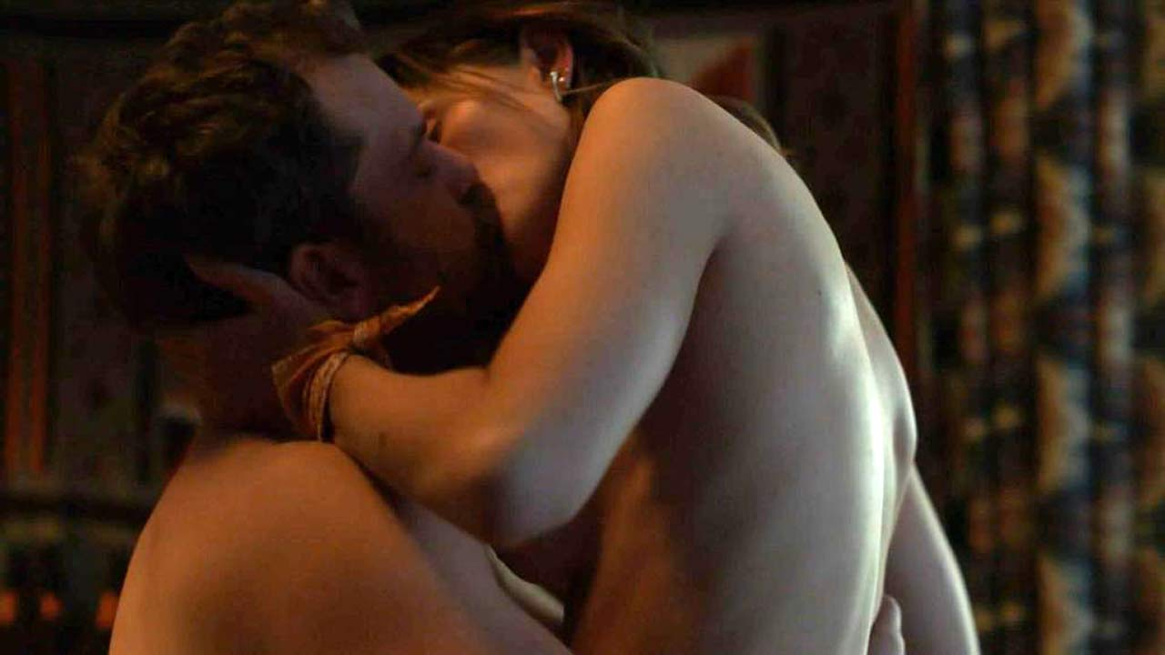Phoebe tonkin nude tits scene from the affair - 2019 year