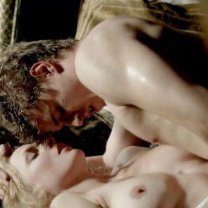 Rebecca Ferguson Uncut Sex Scene In The White Queen Series