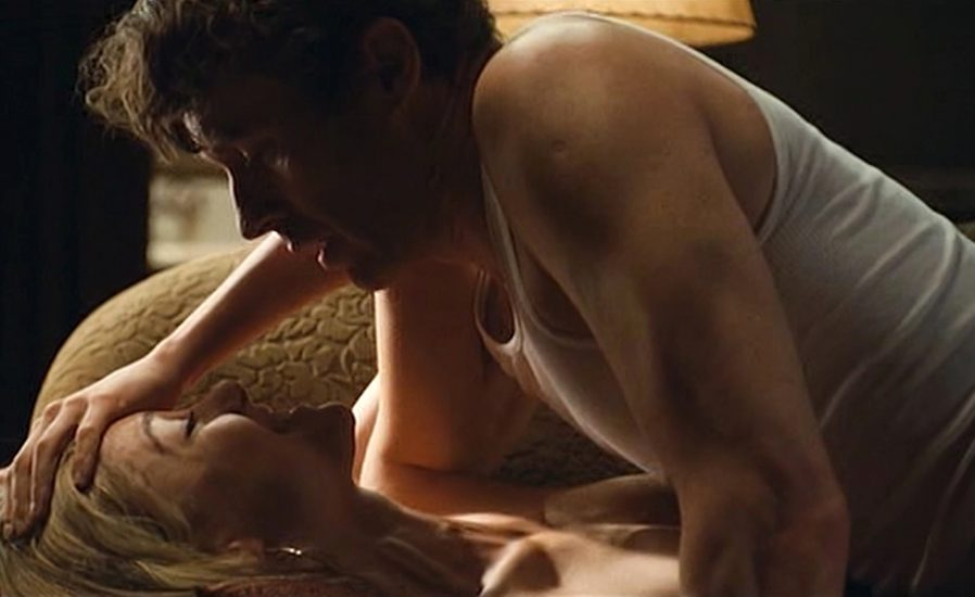 Rosamund Pike Nude Sex Scene In Fugitive Pieces Movie