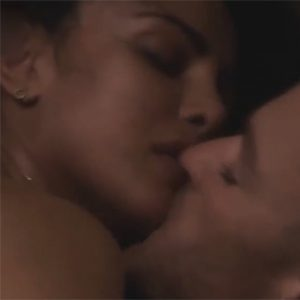Priyanka Chopra Sex Scene from 'Quantico' Series