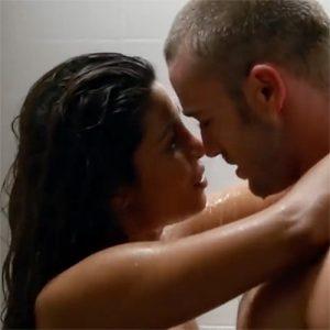 Priyanka Chopra Sex Under The Shower from 'Quantico' Series