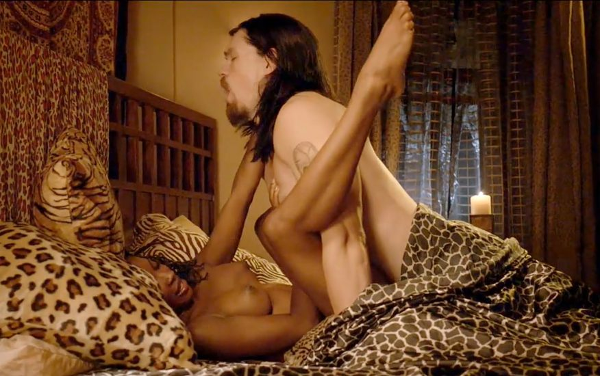 Shanola Hampton Juicy Sex In Shameless Series