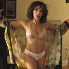 jennifer grey nude private photo from her bed leaked