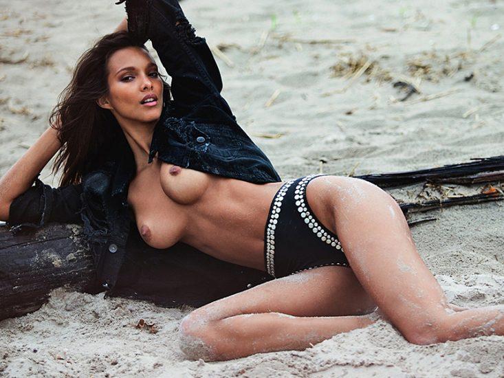 Lais Ribeiro Nude ULTIMATE Collection 6
