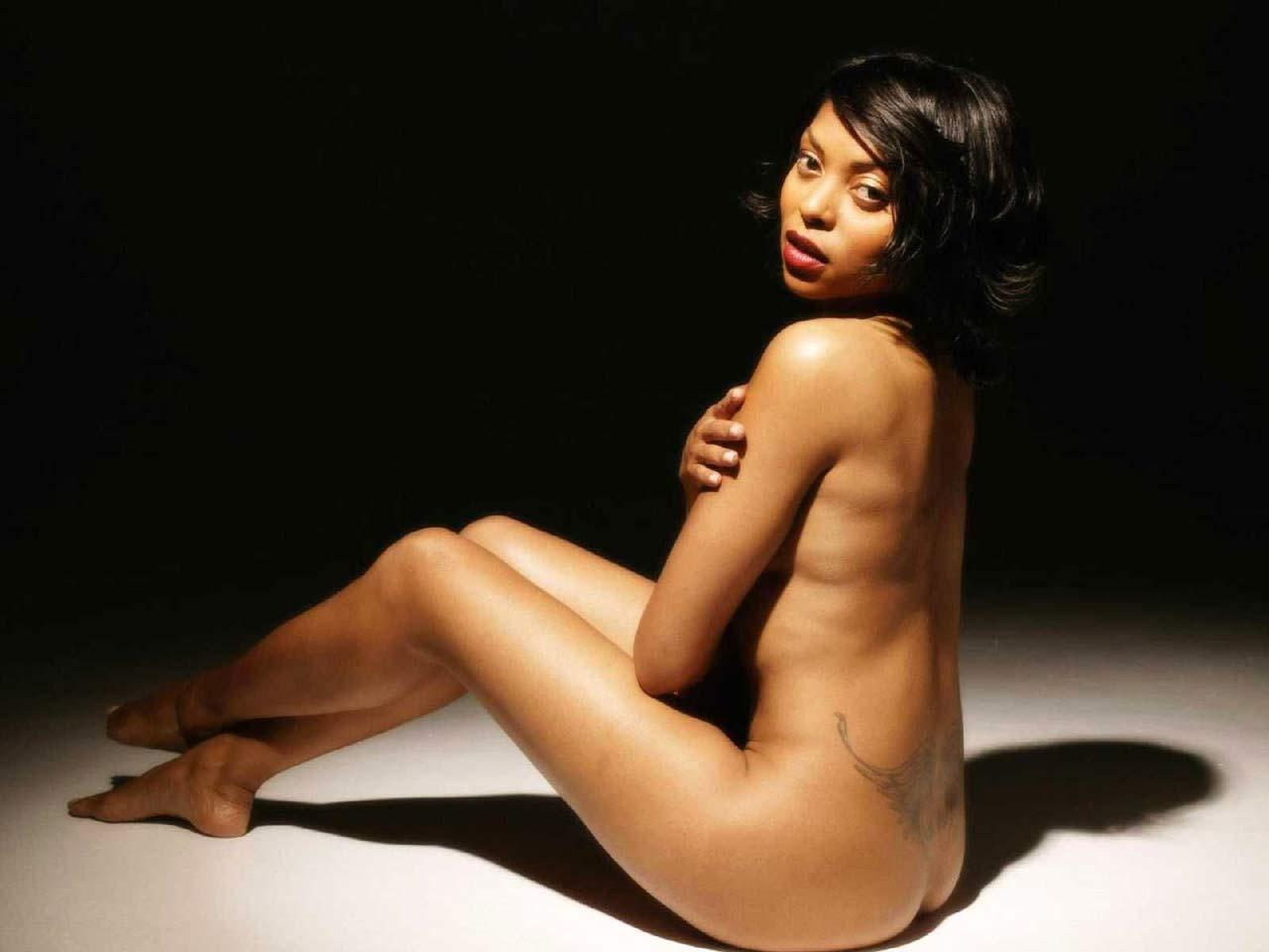 Nude pics of taraji p henson