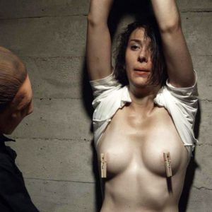 Forced and Tied Ava Verne Naked Tits in 'A Thought of Ecstasy'