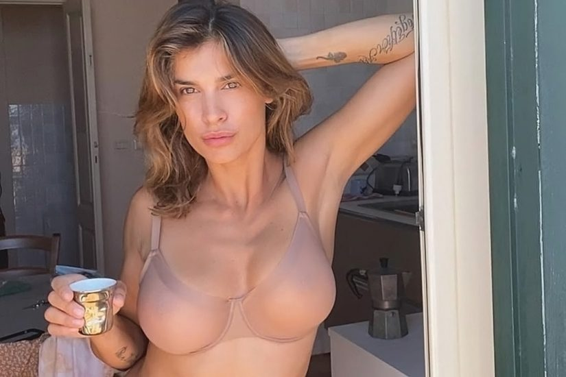 Elisabetta Canalis Nude & Topless ULTIMATE Collection 86