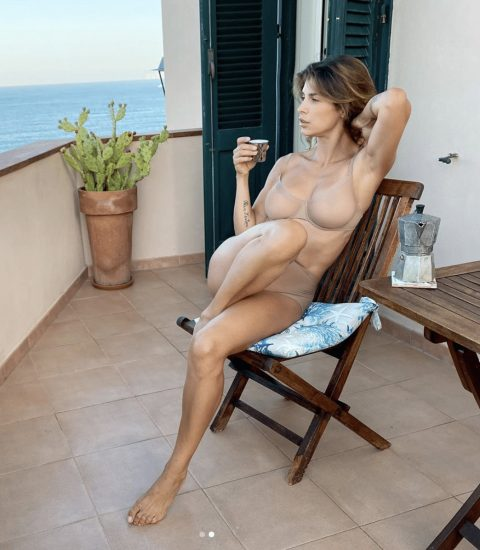 Elisabetta Canalis Nude & Topless ULTIMATE Collection 35