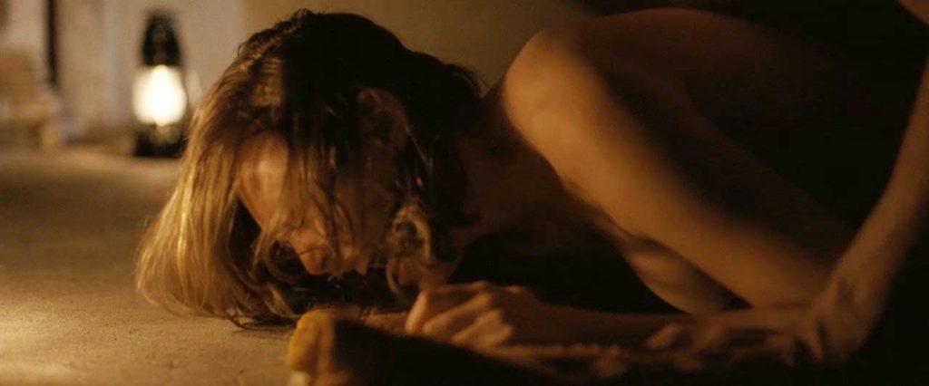Elizabeth Olsenforced sex scene