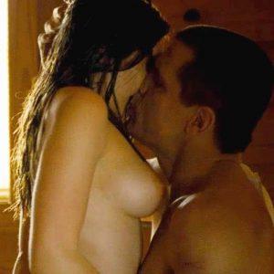 Elizabeth Olsen Topless Sex Scene from 'Oldboy'