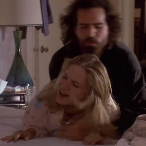 Jennifer Jason Leigh Forced Sex From Behind In Rush Movie